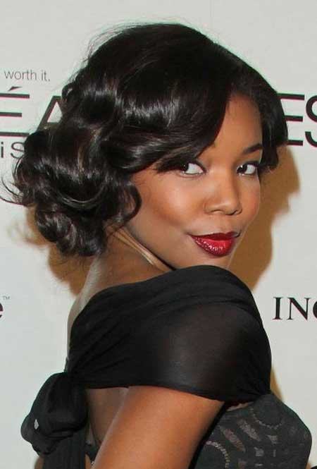 20 Nice Short Haircuts for Black Women_2