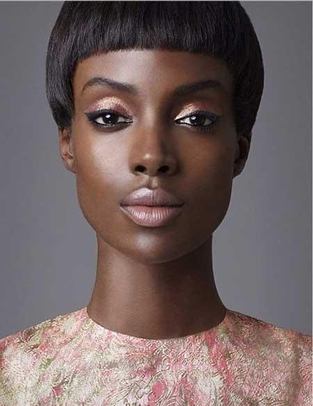 20 Nice Short Haircuts for Black Women_5