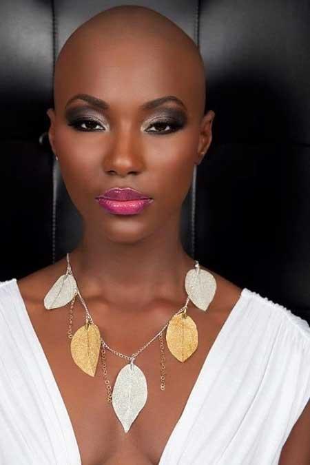 20 Nice Short Haircuts for Black Women_8