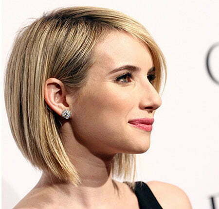 20 Popular Short Straight Hairstyles_9
