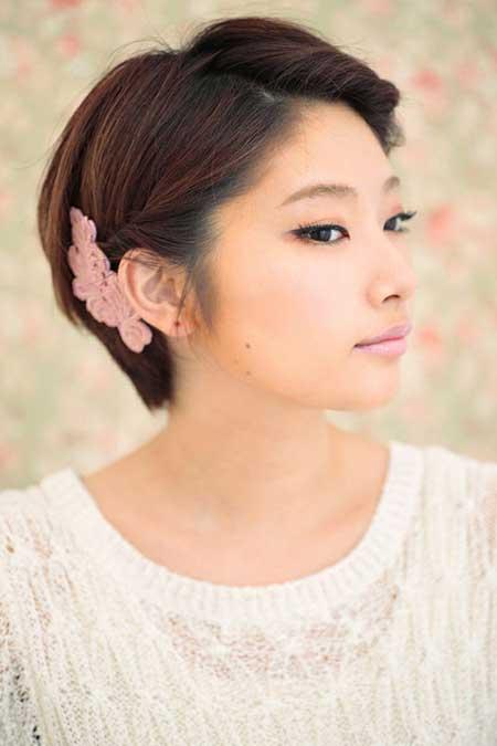 Sensational 20 Pretty Short Asian Hairstyles Short Hairstyles 2016 2017 Short Hairstyles Gunalazisus