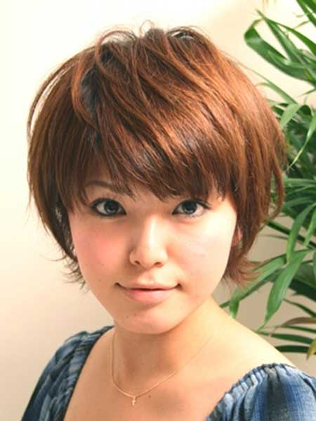 20 Pretty Short Asian Hairstyles_14