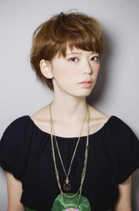 20 Pretty Short Asian Hairstyles_2