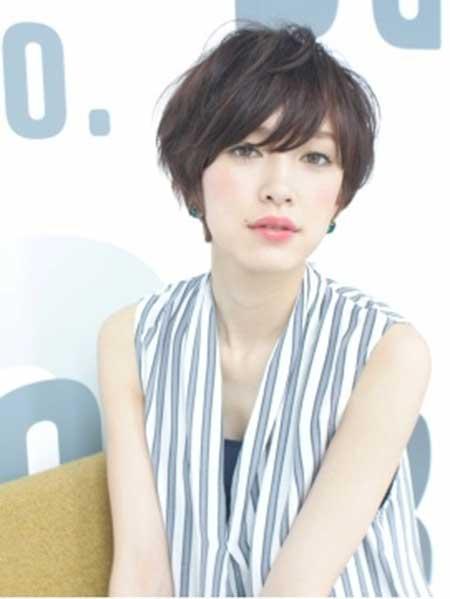 Marvelous 20 Pretty Short Asian Hairstyles Short Hairstyles 2016 2017 Short Hairstyles Gunalazisus