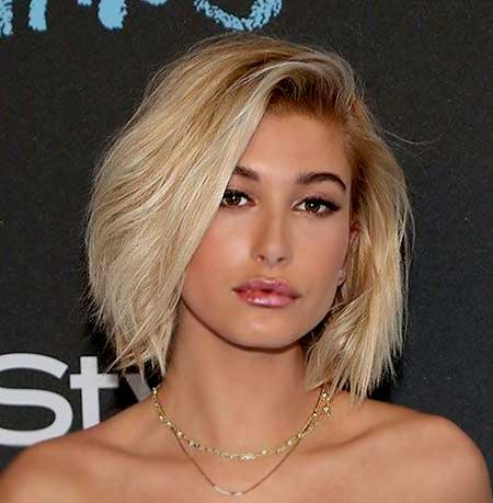 20 short blonde celebrity hairstyles