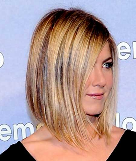 Straight Filled Thin Gorgeous Bob Look