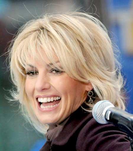 Marvelous 20 Short Blonde Celebrity Hairstyles Short Hairstyles 2016 Hairstyles For Women Draintrainus
