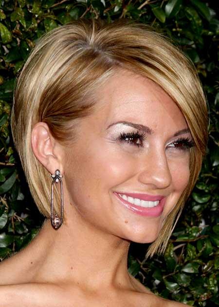 Excellent 20 Short Blonde Celebrity Hairstyles Short Hairstyles 2016 Short Hairstyles Gunalazisus