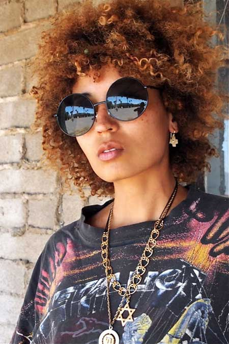 20 Short Curly Hairstyles Ideas