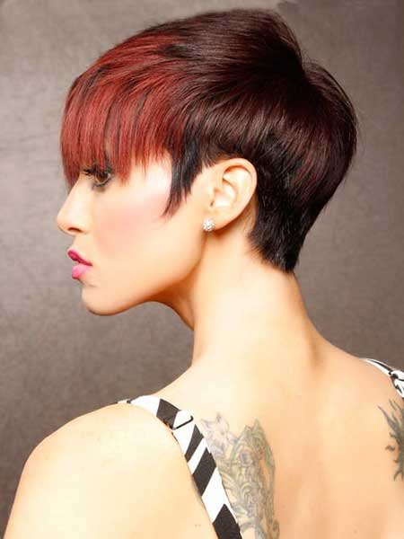 20 Short Hair Color Trends 2014_14