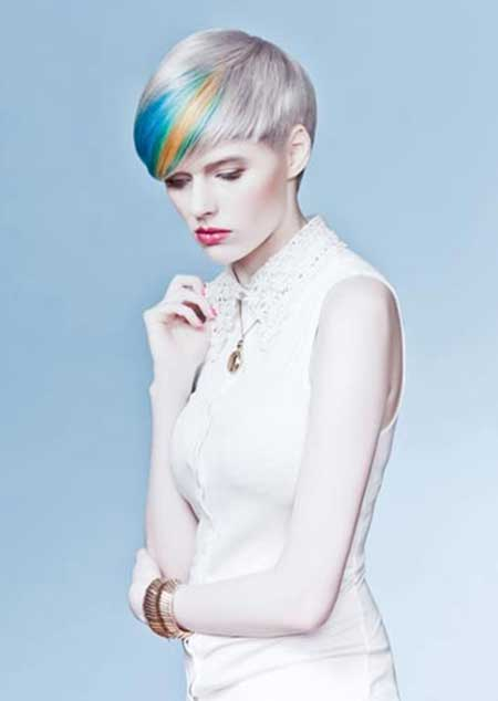 20 Short Hair Color Trends 2014_3