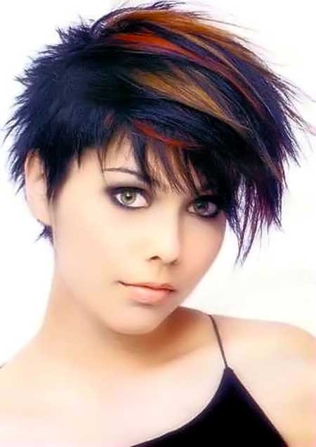 20 Short Hair Color Trends 2014_7