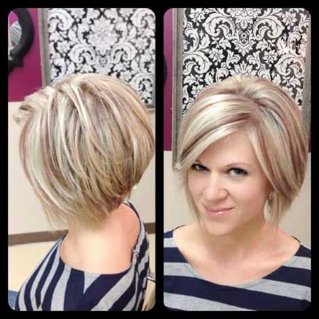 20 Short Hair Color Trends 2014_9
