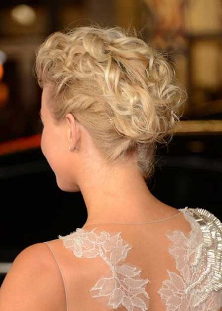 20 Short Hairstyles for Brides_12