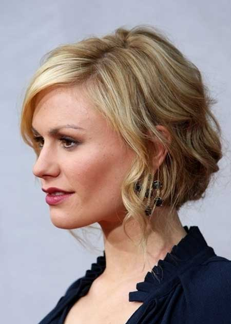 20 Short Hairstyles for Brides_5