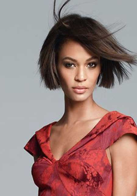 20 Short Hairstyles for Straight Hair_14