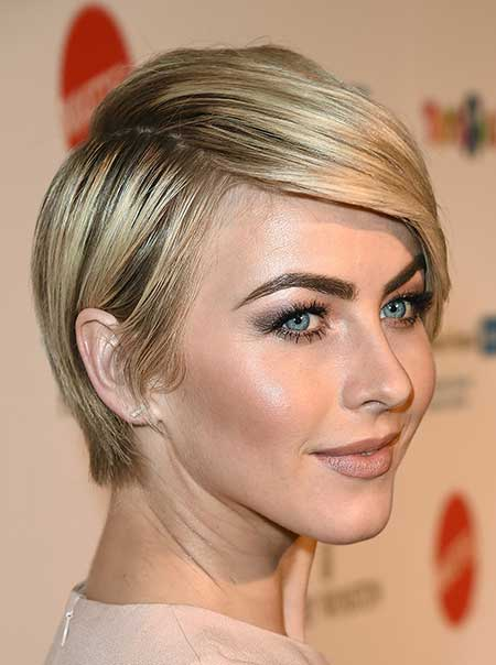 Admirable 20 Short Hairstyles For Straight Hair Short Hairstyles 2016 Short Hairstyles Gunalazisus