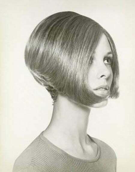 Vintage frisuren bob