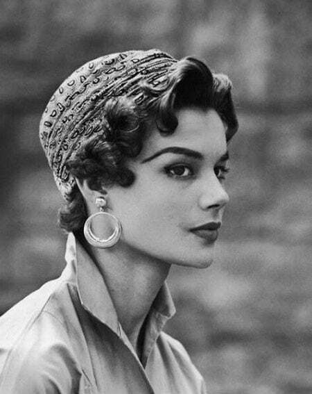 25 Short Vintage Hairstyles | Short Hairstyles 2017 - 2018 | Most ...