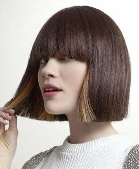 20 Straight Short Haircuts