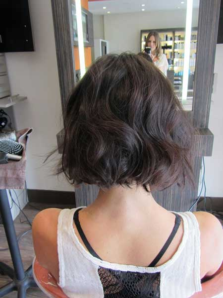 20 Wavy Hairstyles for Short Hair_14