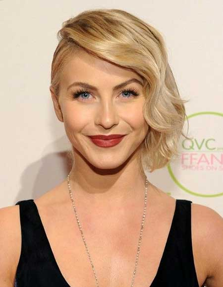 20 Wavy Hairstyles for Short Hair_3