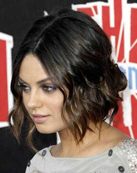 20 Wavy Hairstyles for Short Hair_7