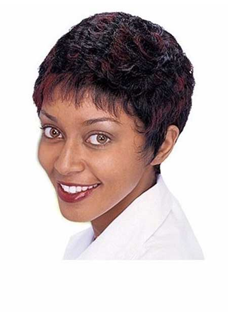25 Pictures Of Short Hairstyles for Black Women_10