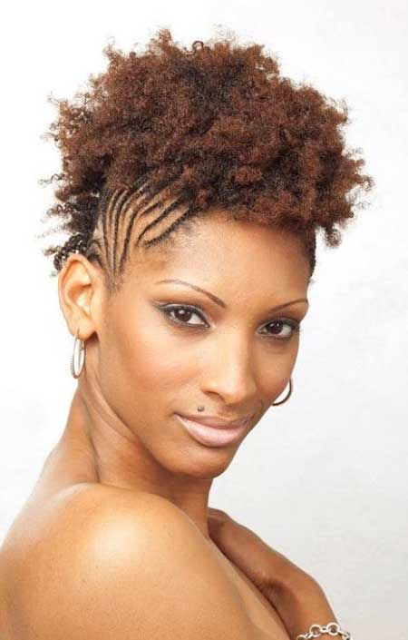 25 Pictures Of Short Hairstyles for Black Women_11