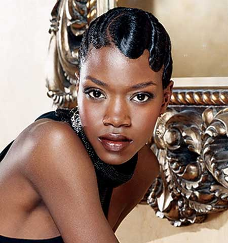 25 Pictures Of Short Hairstyles for Black Women_18