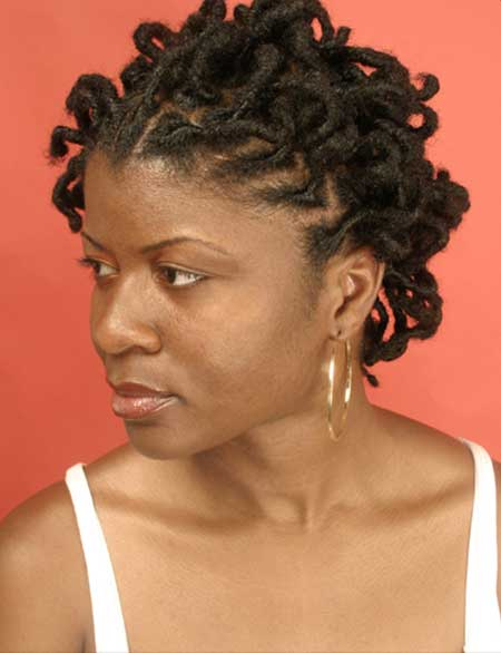 25 Pictures Of Short Hairstyles for Black Women_6