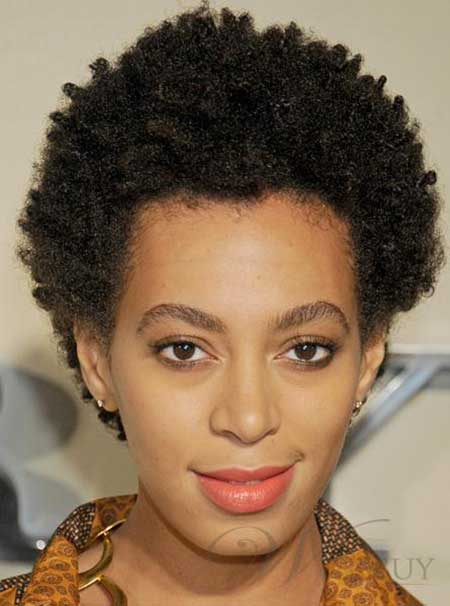Brilliant 25 Pictures Of Short Hairstyles For Black Women Short Hairstyles Hairstyle Inspiration Daily Dogsangcom