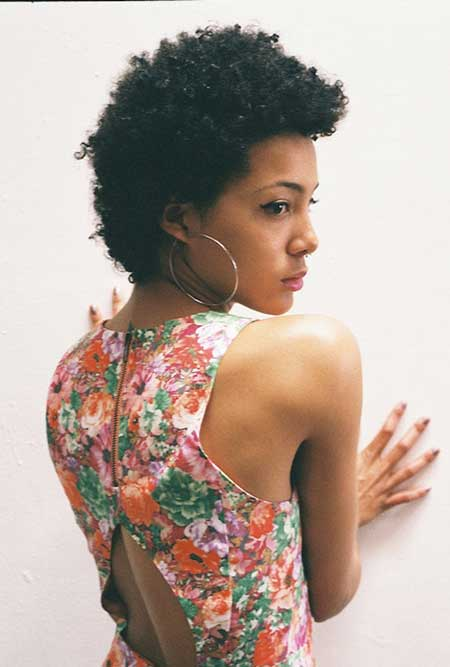 25 Pictures Of Short Hairstyles for Black Women_9