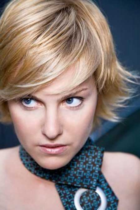 25 Short Blonde Hair 2014_17