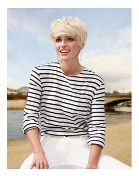 25 Short Blonde Hair 2014_18
