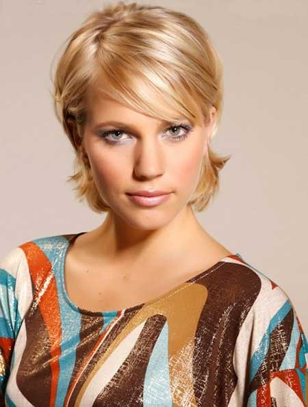 25 Short Blonde Hair 2014_19