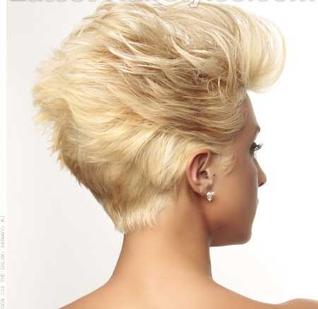 25 Short Blonde Hair 2014_3