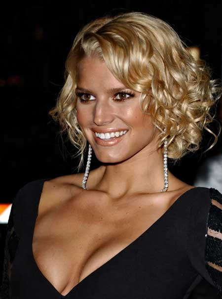 25 Short Curly Hairstyles 2014_4