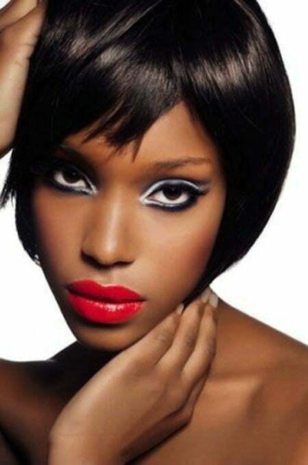 Pleasant 25 Short Cuts For Black Women Short Hairstyles 2016 2017 Hairstyles For Men Maxibearus