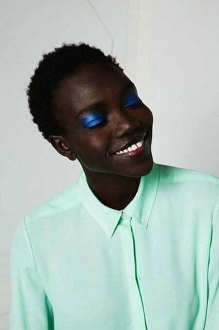 25 Short Cuts for Black Women_4