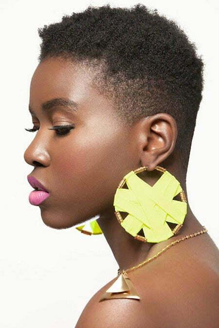 Astonishing 25 Short Cuts For Black Women Short Hairstyles 2016 2017 Hairstyles For Women Draintrainus