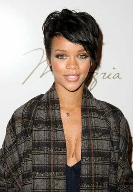 25 Short Hairstyles for Black Women_13