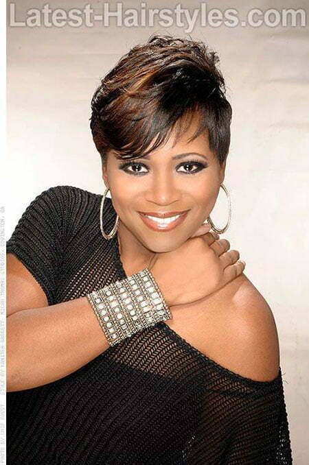 Pleasing 25 Short Hairstyles For Black Women Short Hairstyles 2016 2017 Hairstyles For Women Draintrainus