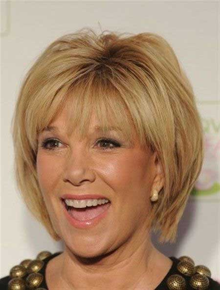 25 Short Hairstyles For Older Women Short Hairstyles 2017 2018