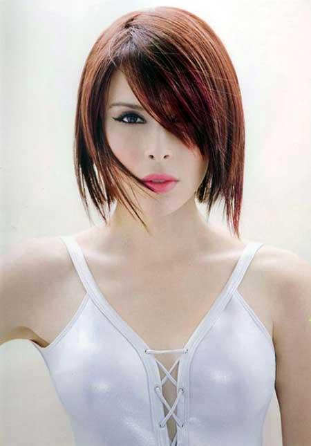25 Short Straight Hairstyles_17
