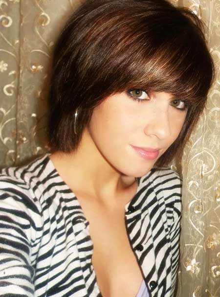 25 Short Straight Hairstyles_19