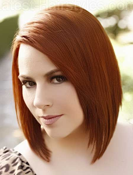 25 Short Straight Hairstyles_3