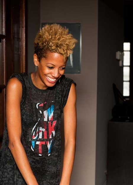 25 Super Short Haircuts for Black Women_18