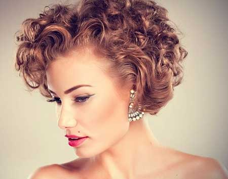 25 Wedding Hairstyles for Short Hair_8