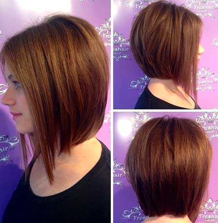 Layerd Original Straight Bob